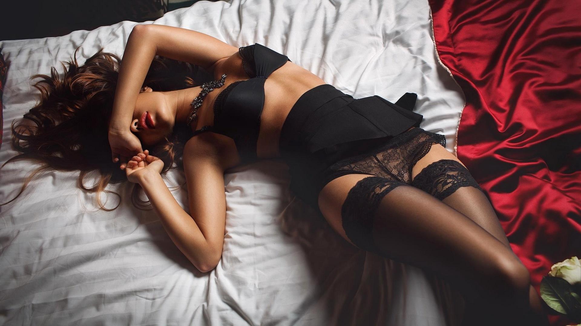 эротический классический массаж