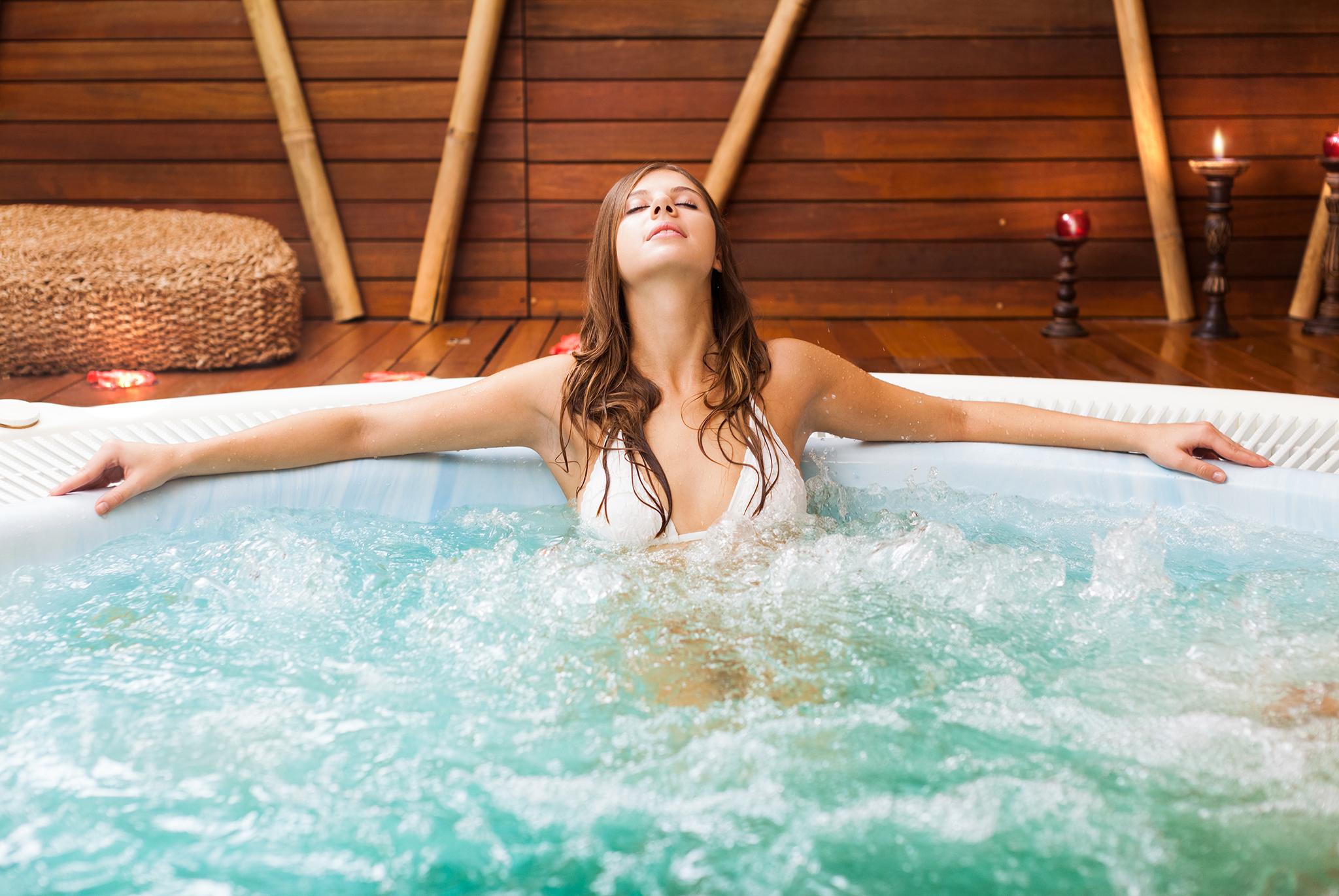 эротический спа массаж